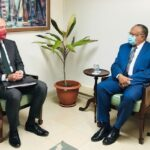 BARBADOS AND UNITED KINGDOM COMMITTED TO BUILDING BILATERAL RELATIONSHIP